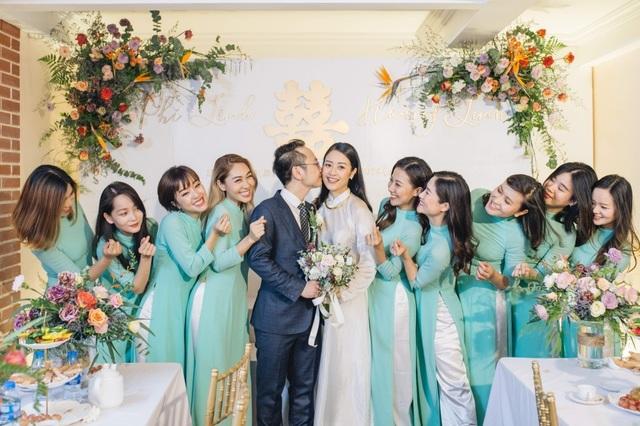 Tiết lộ hình ảnh lễ ăn hỏi của cặp đôi trai tài - gái đẹp của VTV - 7