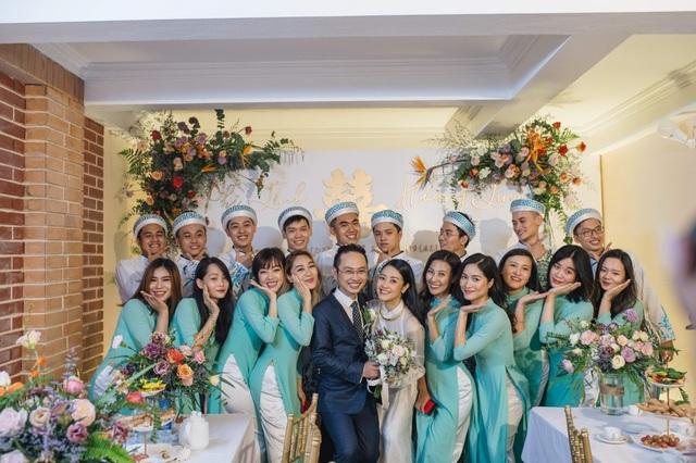 Tiết lộ hình ảnh lễ ăn hỏi của cặp đôi trai tài - gái đẹp của VTV - 8