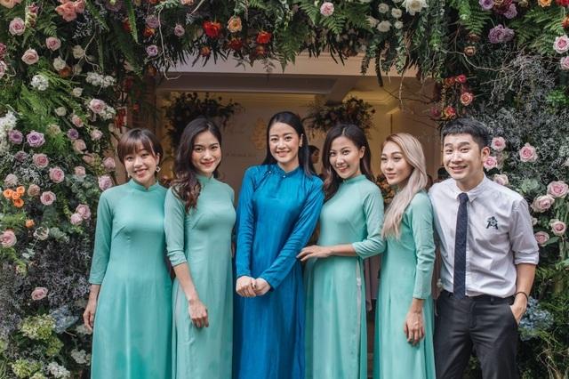 Tiết lộ hình ảnh lễ ăn hỏi của cặp đôi trai tài - gái đẹp của VTV - 15