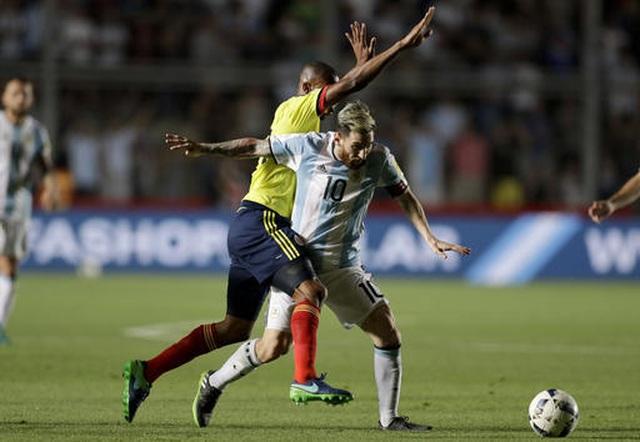 Argentina - Colombia: Niềm tin vào Lionel Messi - 1
