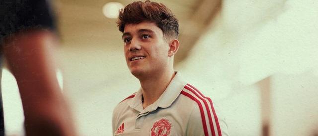 Những hình ảnh đầu tiên của tân binh Daniel James tại Man Utd - 3