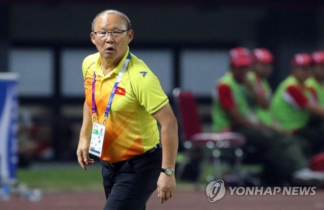 VFF âm thầm đàm phán gia hạn hợp đồng với HLV Park Hang Seo - 1