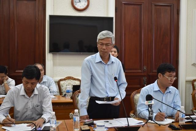 Phó Chủ tịch TPHCM: Đừng để đường hết ngập mà nhà dân ngập - 3