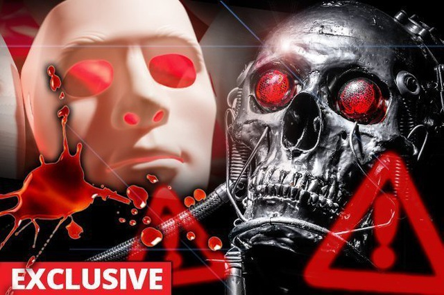 Chuyên gia cảnh báo: Robot sát thủ biến hóa như tắc kè hoa, gây tội ác làm khó cảnh sát - 1