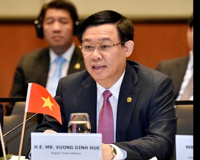 Phó Thủ tướng Vương Đình Huệ sắp thăm Myanmar và Hàn Quốc - 1