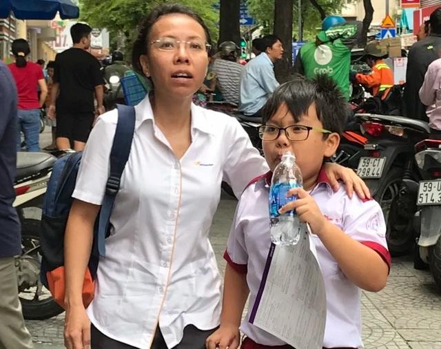Nóng: TPHCM công bố đề và đáp án khảo sát lớp 6 chuyên Trần Đại Nghĩa - 1