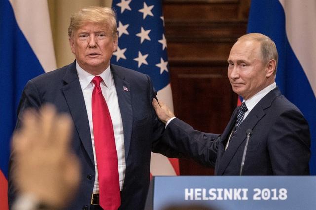 Tổng thống Putin: Quan hệ Nga - Mỹ ngày càng xấu đi - 1