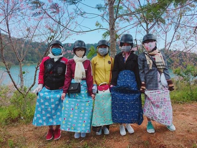 """Trào lưu chụp ảnh với áo chống nắng """"chuẩn ninja"""" của phượt thủ - 4"""