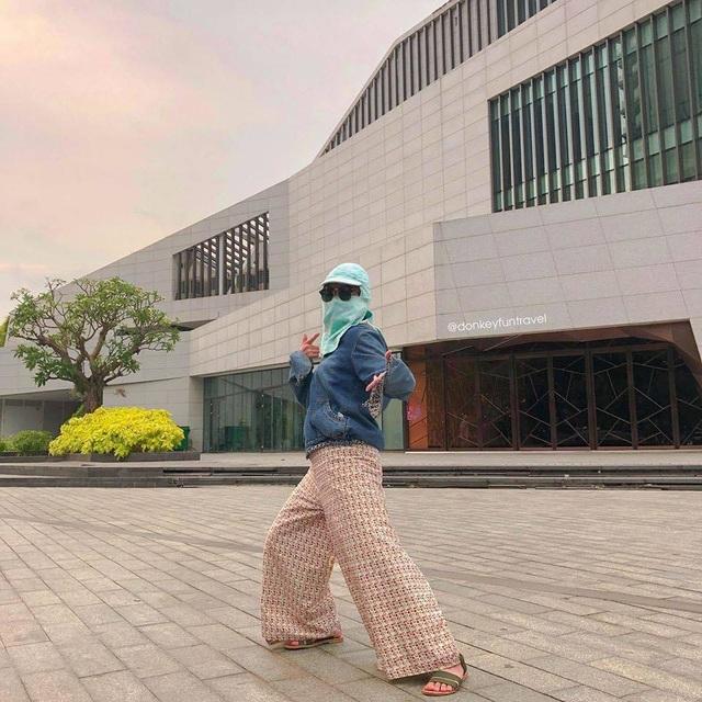 """Trào lưu chụp ảnh với áo chống nắng """"chuẩn ninja"""" của phượt thủ - 7"""