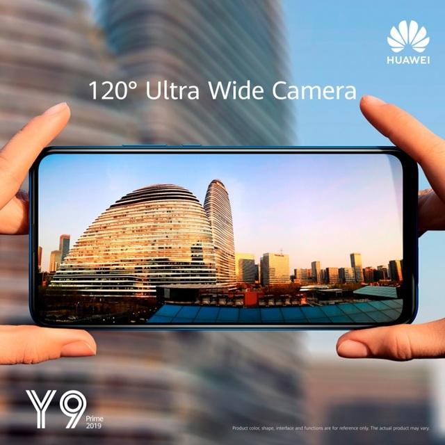 Vì sao Huawei tự tin giới thiệu Y9 Prime 2019 chạy Android bất chấp lệnh cấm của Mỹ? - 3