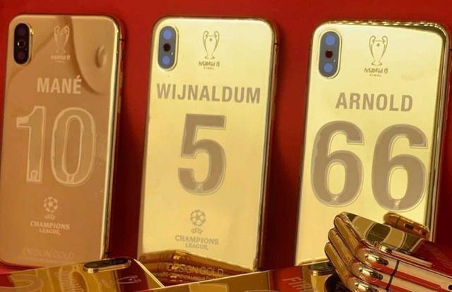 Vô địch cúp C1, cầu thủ Liverpool được thưởng
