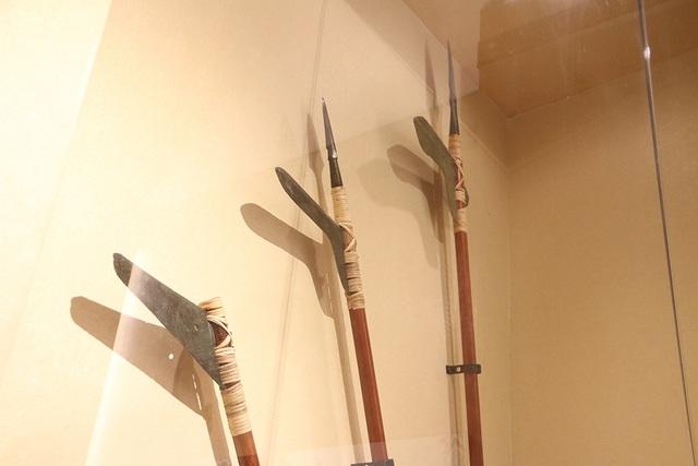 Chiêm ngưỡng dàn vũ khí độc đáo của người Việt cổ - 11