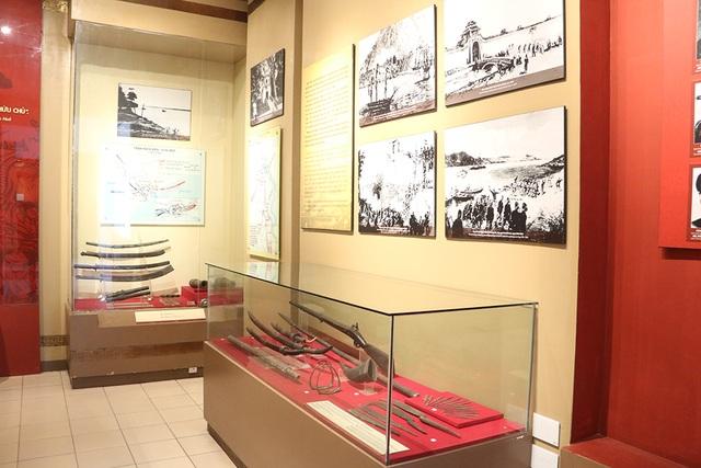 Chiêm ngưỡng dàn vũ khí độc đáo của người Việt cổ - 1