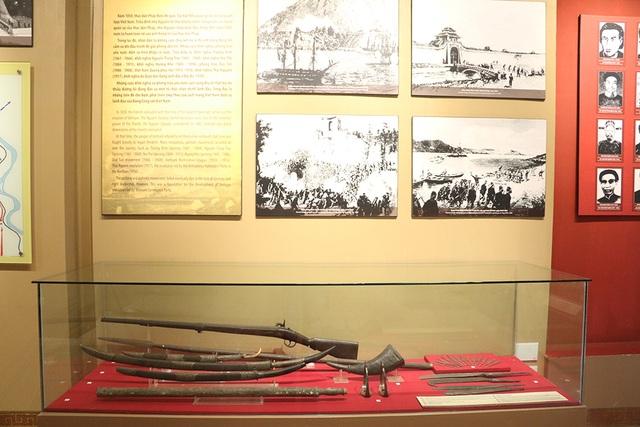 Chiêm ngưỡng dàn vũ khí độc đáo của người Việt cổ - 10