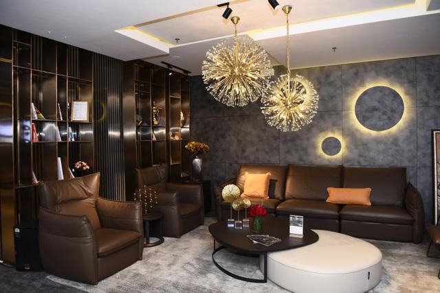 Khai trương showroom Chateau d'Ax – thương hiệu nội thất hàng đầu Italy tại Hà Nội - 1