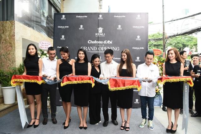 Khai trương showroom Chateau d'Ax – thương hiệu nội thất hàng đầu Italy tại Hà Nội - 5