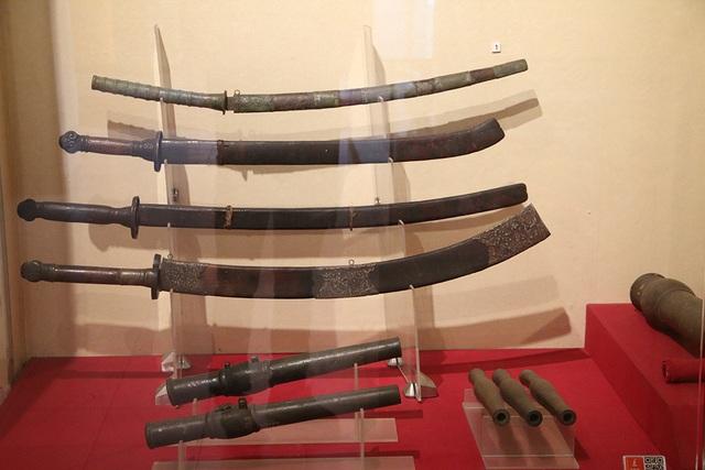 Chiêm ngưỡng dàn vũ khí độc đáo của người Việt cổ - 8