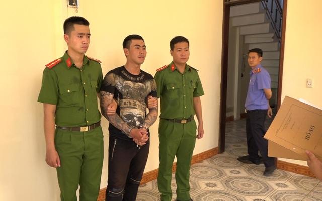 Bị truy nã tại Hà Nội vẫn vào Quảng Bình gây rối, cho vay nặng lãi - 1
