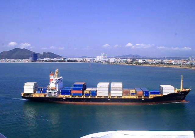 Đề xuất nhận chìm 300.000 m3 vật chất nạo vét luồng cảng Quy Nhơn xuống biển - 2
