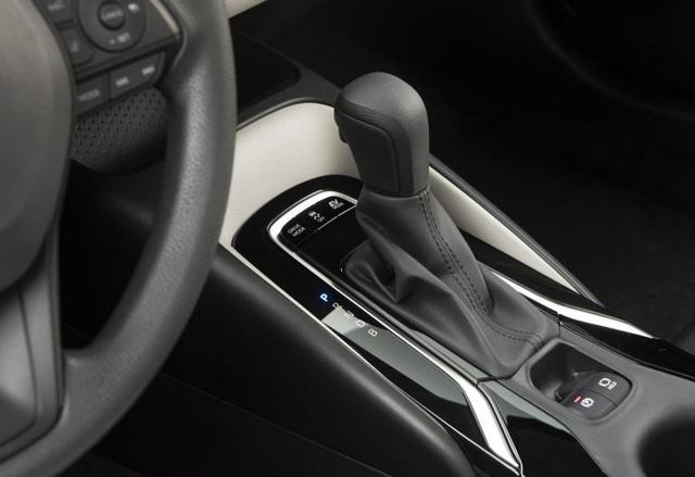 Xe Toyota có thêm tính năng an toàn mới - 1