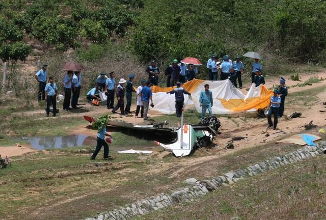 Bộ Quốc phòng thông tin vụ máy bay quân sự rơi ở Khánh Hòa - 1