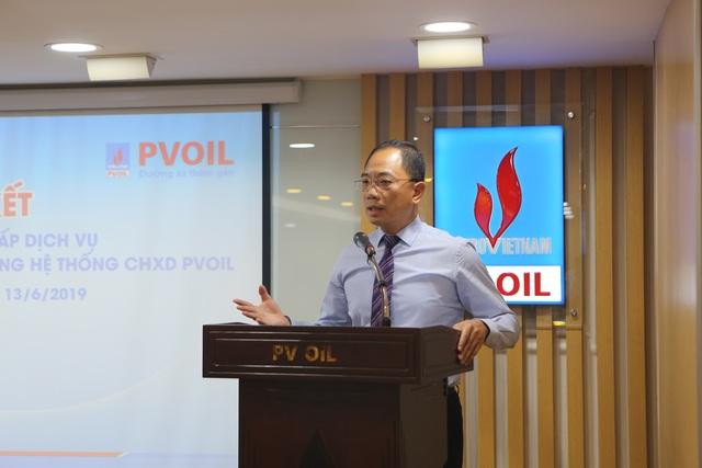 PVOIL tiên phong trong thanh toán mua xăng dầu không dùng tiền mặt, không dùng thẻ tín dụng - 3
