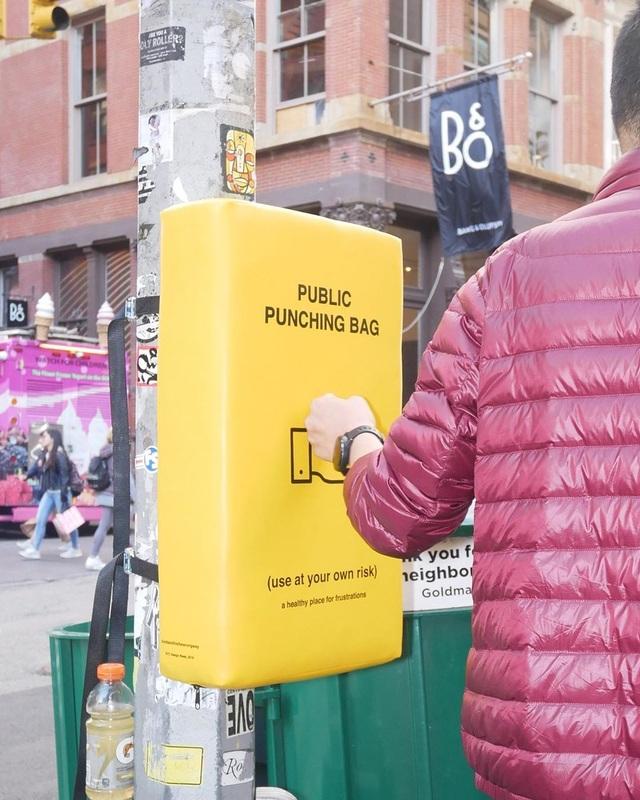 """Những tấm đệm """"xả stress"""" giúp người dân thành phố bớt... ức chế - 2"""