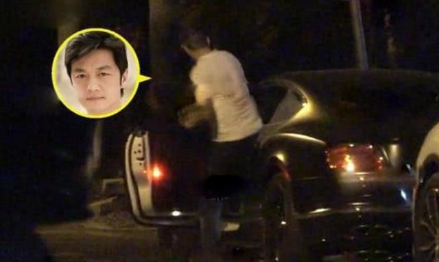 Lý Á Bằng bị chỉ trích vì lái xe trong tình trạng say rượu - 1