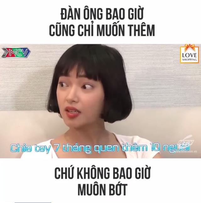 Fashionista Châu Bùi tiết lộ bạn trai đã hẹn hò với 10 cô gái trong lúc chia tay - 2