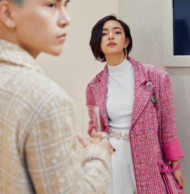 Fashionista Châu Bùi tiết lộ bạn trai đã hẹn hò với 10 cô gái trong lúc chia tay - 4