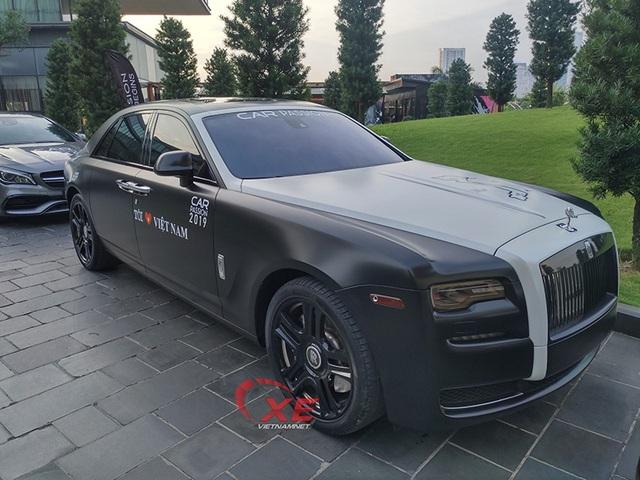 Choáng ngợp dàn siêu xe triệu đô đẹp tuyệt mỹ đổ về Hà Nội - 13