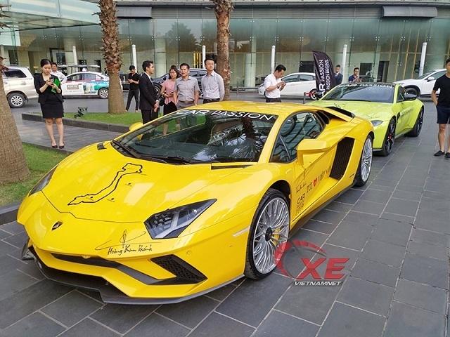 Choáng ngợp dàn siêu xe triệu đô đẹp tuyệt mỹ đổ về Hà Nội - 9