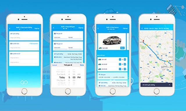 Giải pháp công nghệ cho vận tải hành khách đường dài - 2