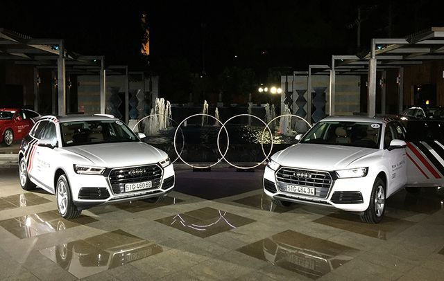 Triệu hồi hơn 560 chiếc Audi Q5 tại Việt Nam - 1