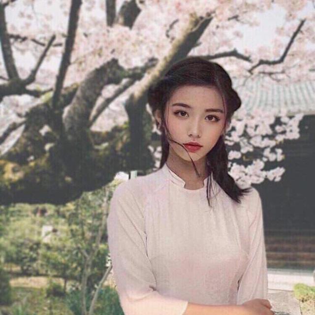 """Nữ sinh Quảng Bình """"dậy thì thành công"""" khiến dân mạng xuýt xoa - 3"""