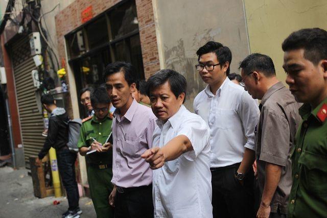 Giám đốc Sở Nội vụ TPHCM đã nhận đơn từ chức của ông Đoàn Ngọc Hải - 1