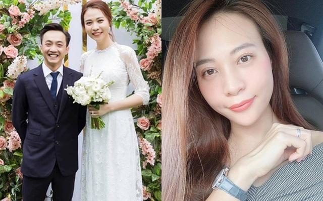 Đàm Thu Trang lên tiếng về tin đồn mang bầu với Cường đô la - 1