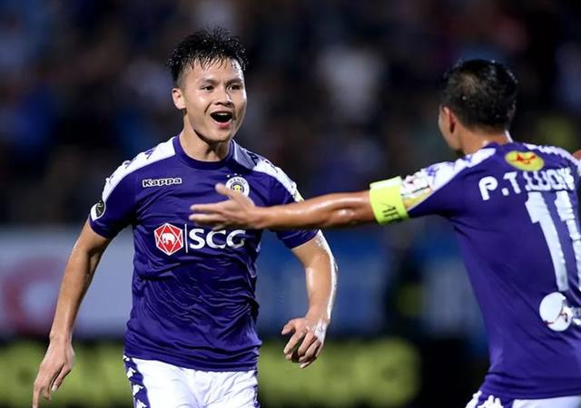 Quang Hải vắng mặt vòng 13 V-League vì cảm cúm - 1