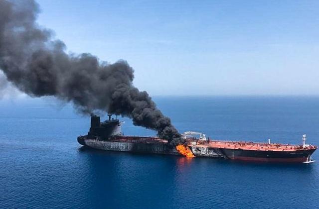 Lý do Iran khó bất chấp tất cả để tấn công tàu dầu - 1