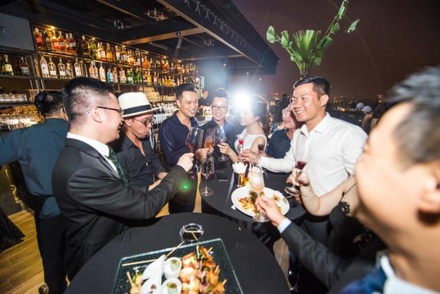 Khám phá Sky Bar tổ chức Event cực chất trong lòng phố cổ - 3