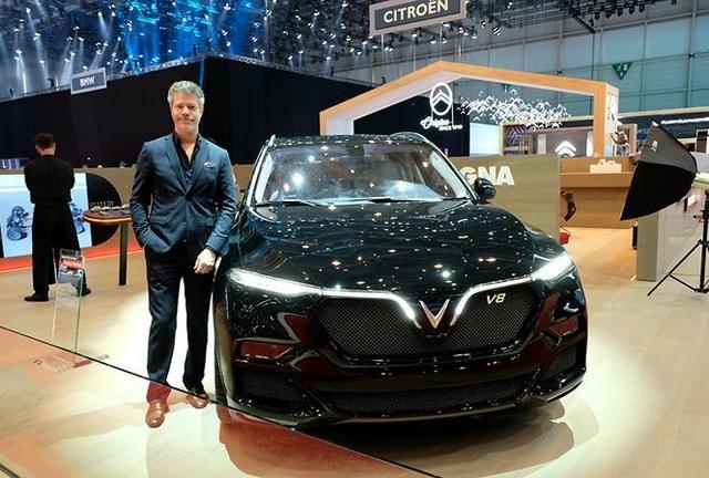 Nhìn lại hành trình 21 tháng ra đời mẫu xe ôtô Việt Nam đầu tiên mang tên VinFast - 13