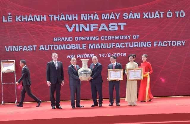 Thủ tướng: VinFast đã chứng minh