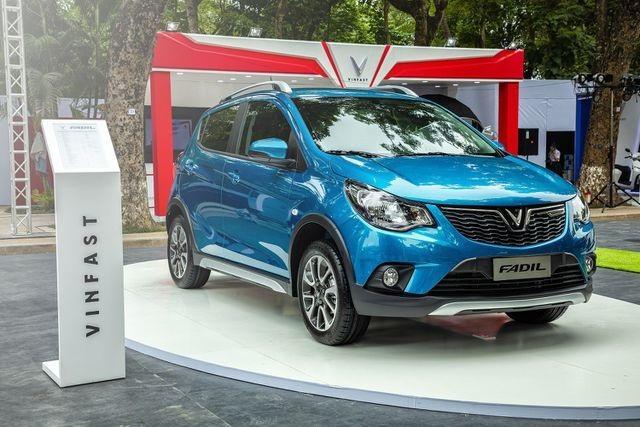 Nhìn lại hành trình 21 tháng ra đời mẫu xe ôtô Việt Nam đầu tiên mang tên VinFast - 12