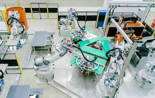 VinFast chính thức khánh thành nhà máy ôtô - 16