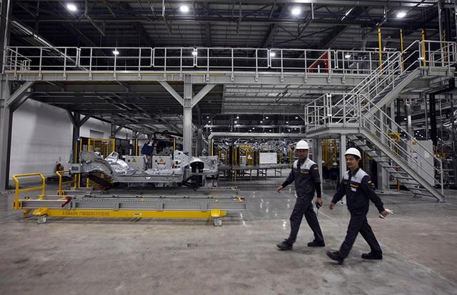 VinFast chính thức khánh thành nhà máy ôtô - 17