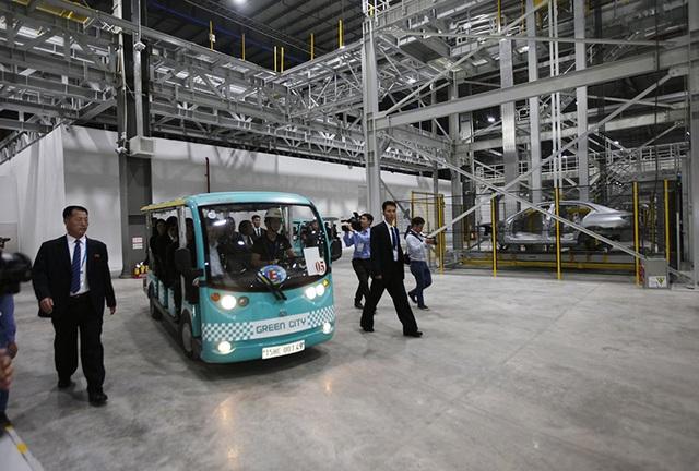 VinFast chính thức khánh thành nhà máy ôtô - 3