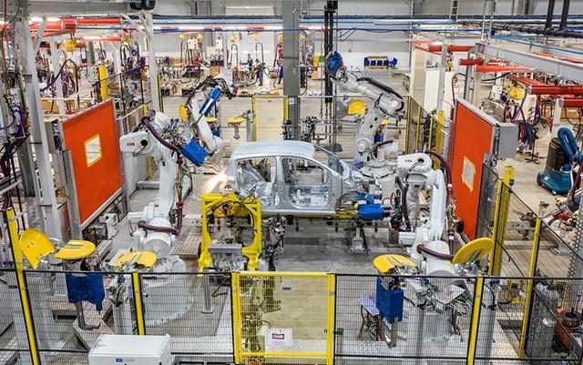 VinFast chính thức khánh thành nhà máy ôtô - 8