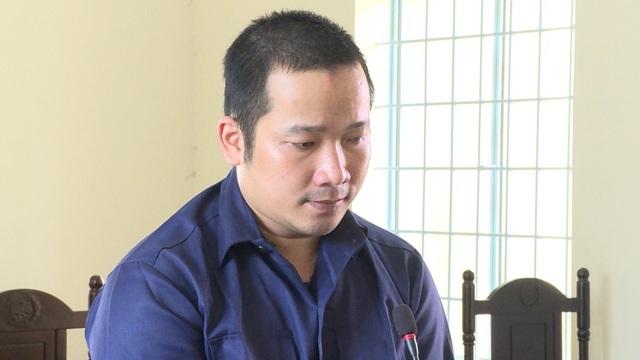 Xét xử nam thanh niên bỏ ma túy vào ca nước khiến thiếu úy công an tử vong - 1