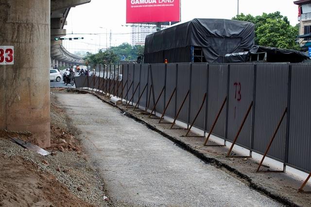 Hà Nội: Xén dải phân cách ở điểm đen ùn tắc nút giao Pháp Vân - 5