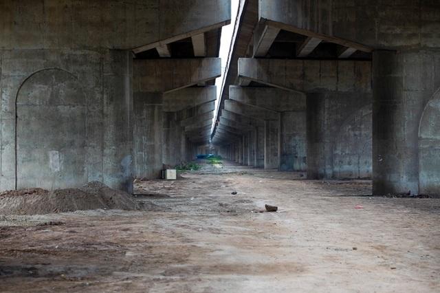 Hà Nội: Xén dải phân cách ở điểm đen ùn tắc nút giao Pháp Vân - 8
